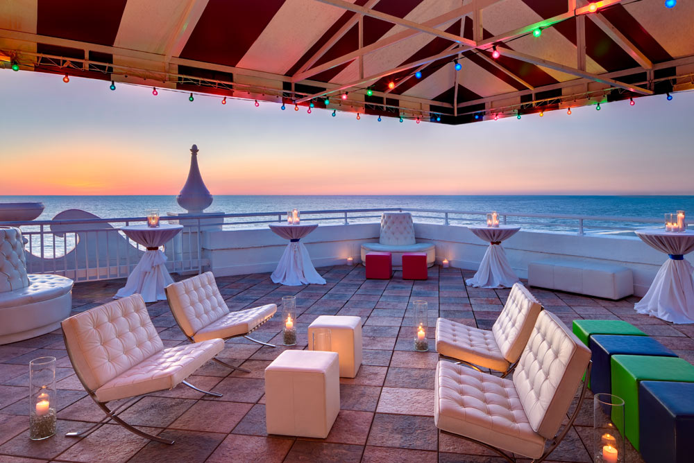 Terrace Lounge at Loews Don CeSar Hotel, FL