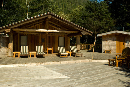 Clayoquot Wilderness Resorts and Spa