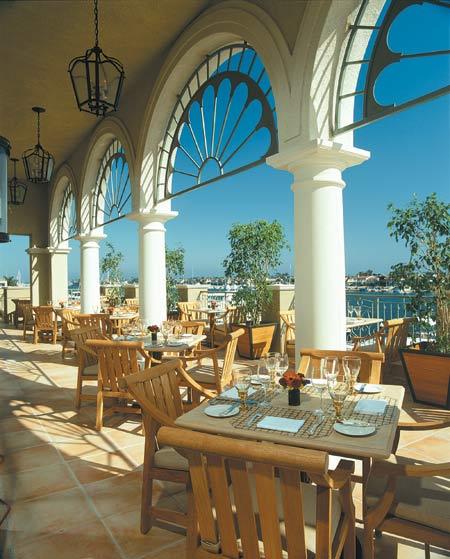 Dine At Balboa Bay Club And Resort