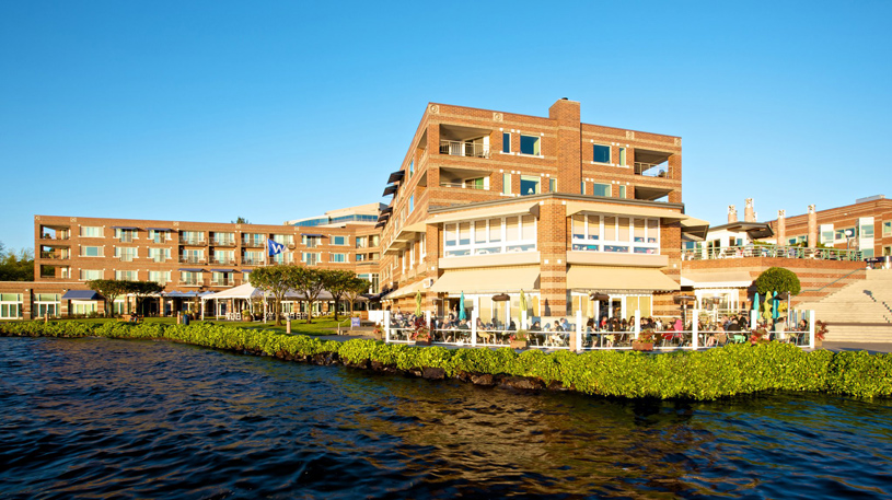 Woodmark Hotel on Lake Washington