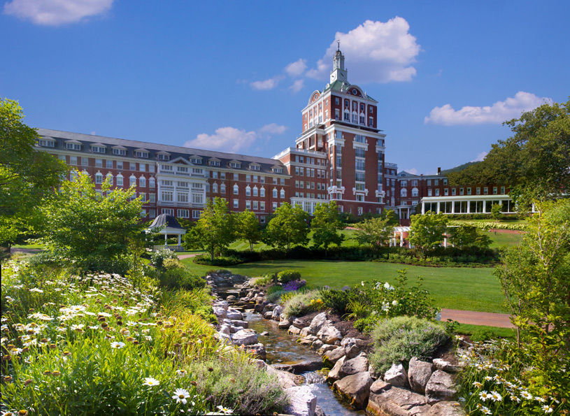 Hot Springs (VA) United States  City new picture : The Homestead Hot Springs, VA, United States