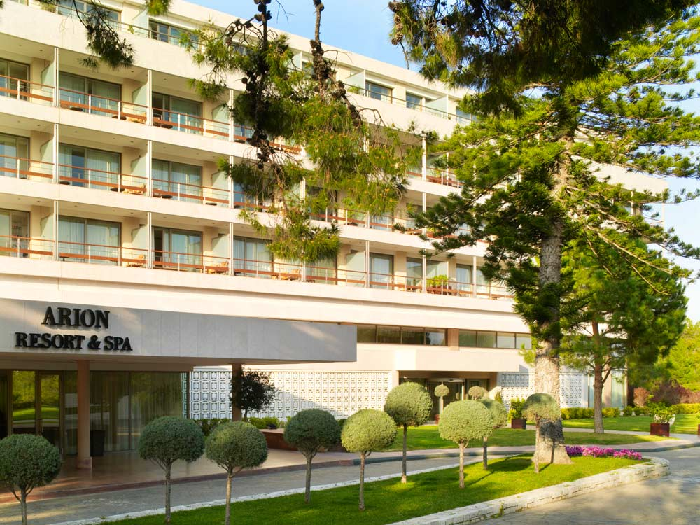 Arion Resort and Spa Exterior view, Athens, Greece