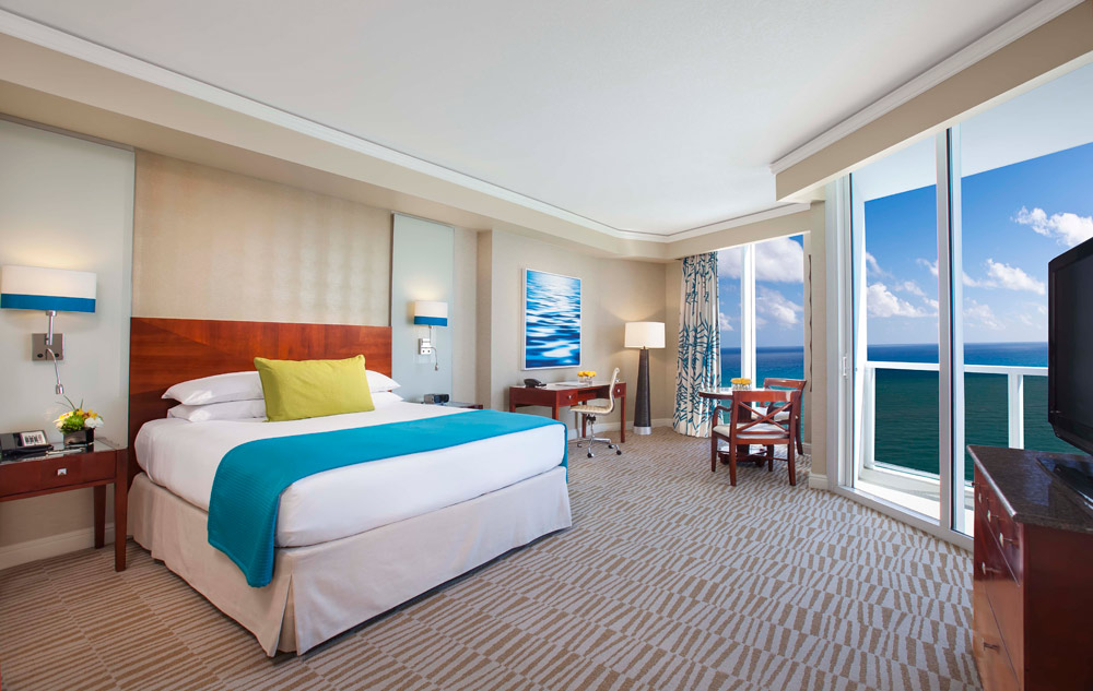 One Bed Suite at Trump International Beach Resort in Sunny Isles Beach, FL