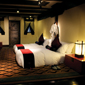 Tibetan Lodge Twin Bedroom at Banyan Tree Ringha