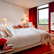 Premier Park View Guestroom at Faena Hotel Buenos Aires, Argentina
