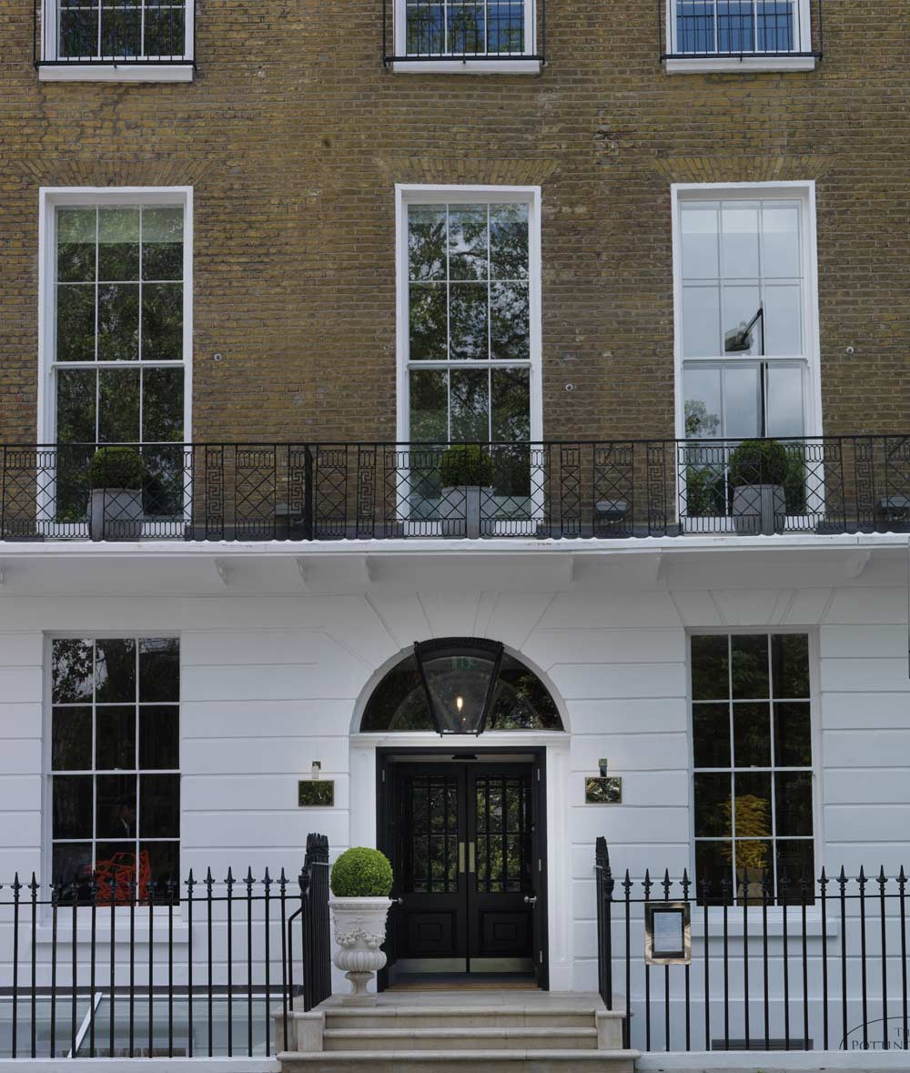Dorset Square Hotel, London, United Kingdom