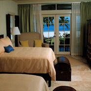Old Bahama Bay Resort Guest Room Interior