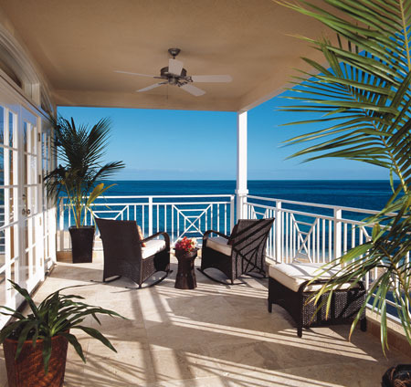 Old Bahama Bay Resort Guest Room Patio