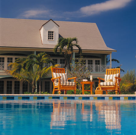 Old Bahama Bay Resort and Yacht Harbour Pool
