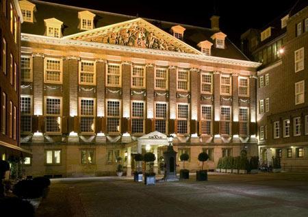 Amsterdam'da nerde kalınır - Sofitel The Grand Amsterdam Oteli