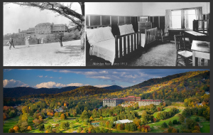 The Grove Park Inn - Then and Now