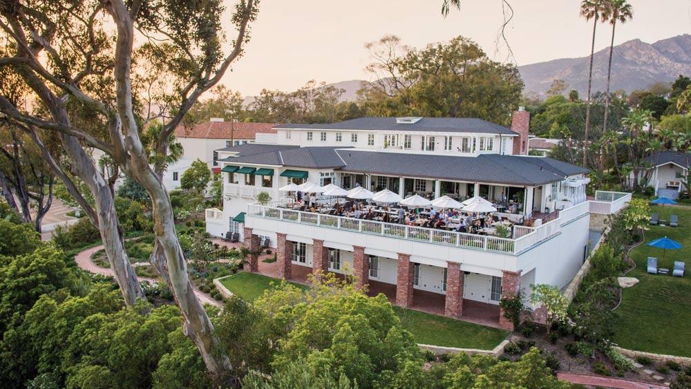 Five Star Hotels Santa Barbara Ca