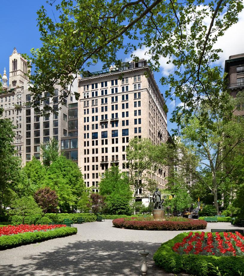 Gramercy Park Hotel  New York  Ny