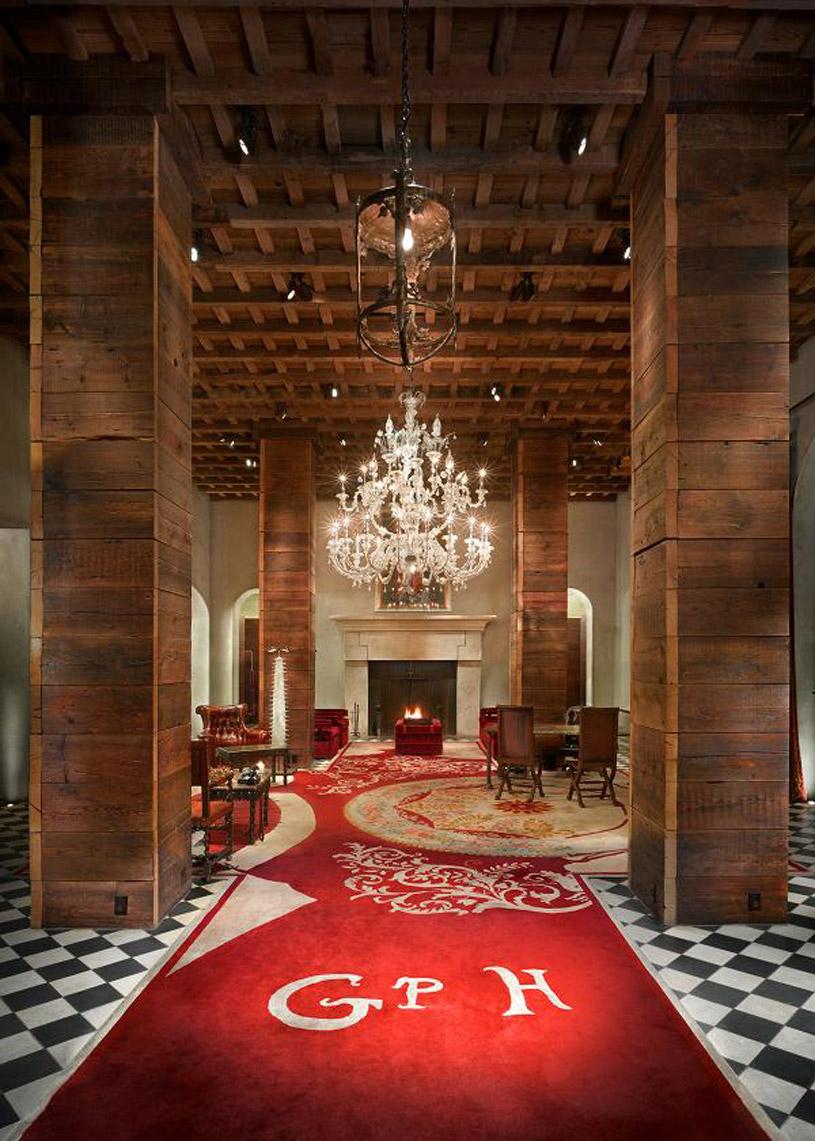 gramercy park hotel  Gramercy Park Hotel, Luxury Interiors 11287 2 gramercyparkhotel fsa g
