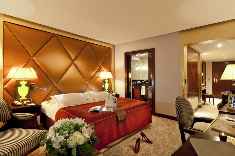 Hotel Fouquet's Barriere Superior Room