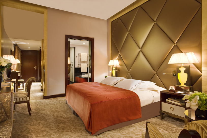 Hotel Fouquet's Barriere Executive Room