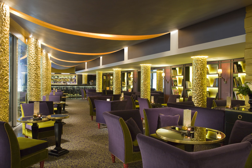 Hotel Fouquet's Barriere Bar Le Lucien