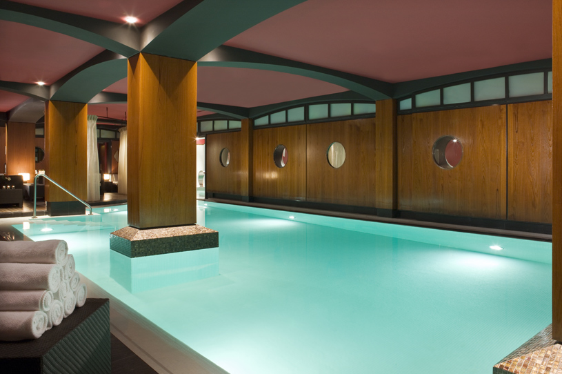Hotel Fouquet's Barriere Spa