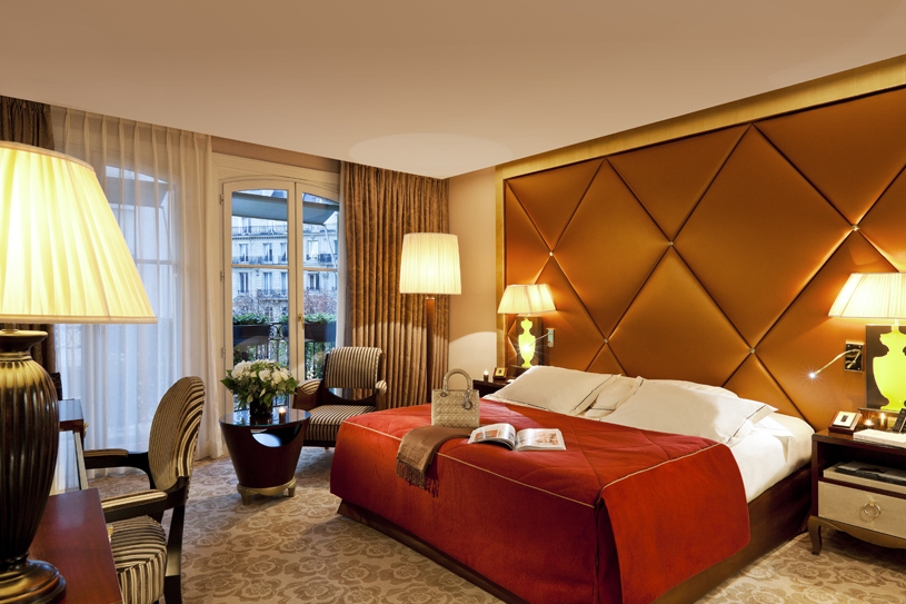 Hotel Fouquet's Barriere Deluxe Room