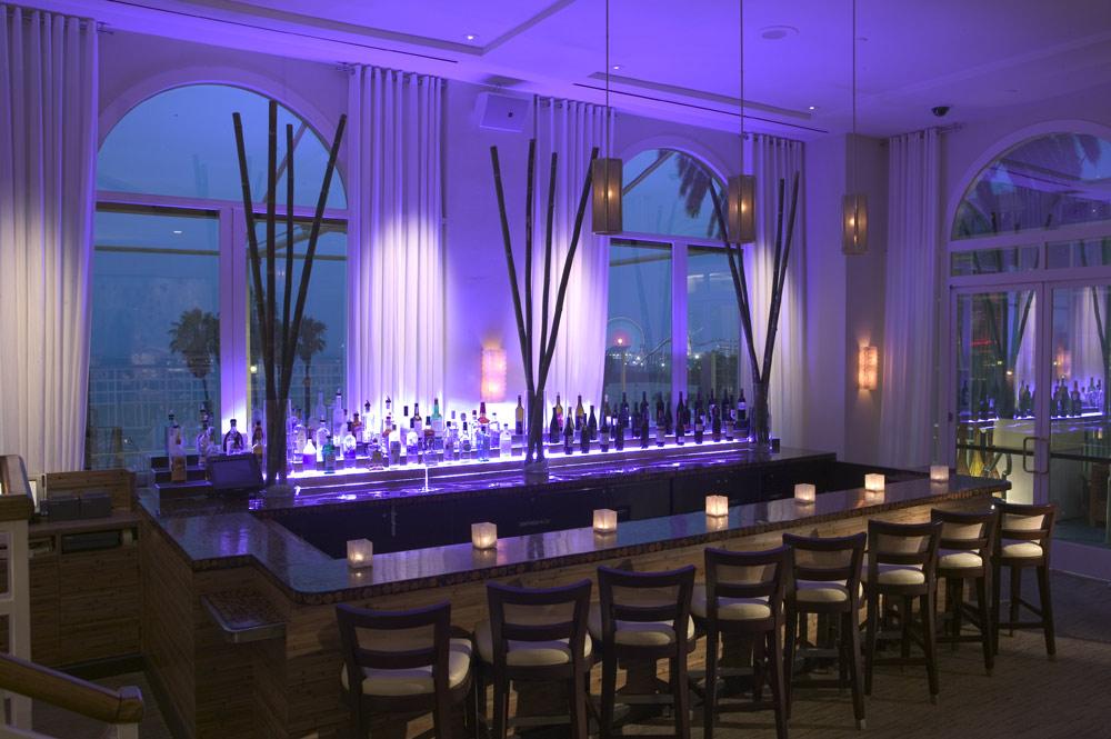 Loews Santa Monica Beach Hotel Restaurant