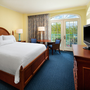 Guest Room at Westin Grand Cayman