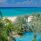 Aerial Beach View at Westin Grand Cayman