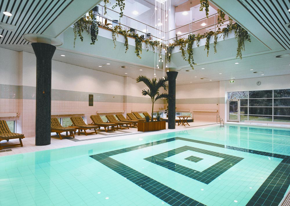 Executive Health Club at Hotel Okura Amsterdam