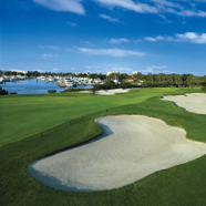 Golf Course and Marina of Resort at Longboat Key Club