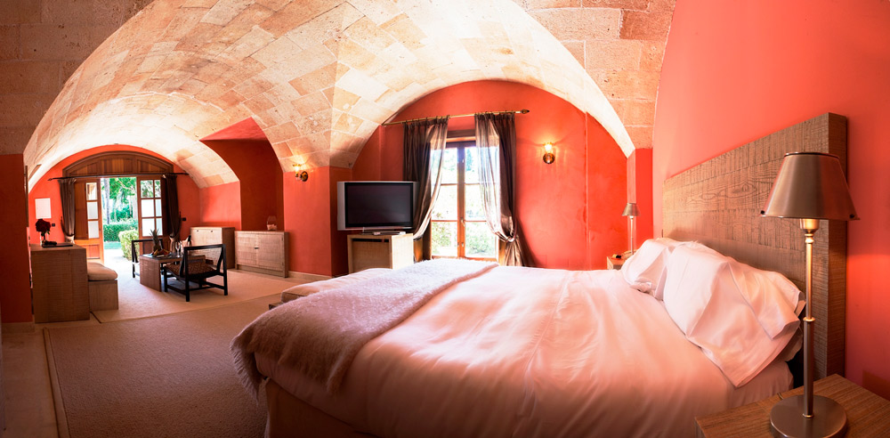 Suite at Son Julia Country House Hotel, Baleares, Spain