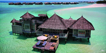 The World's Best Resorts with Overwater Bungalows