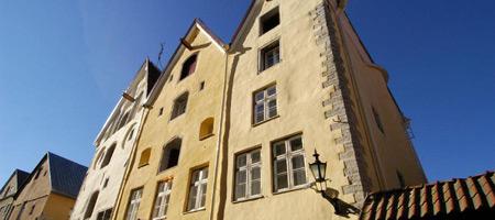 Three Sisters Hotel, Tallinn