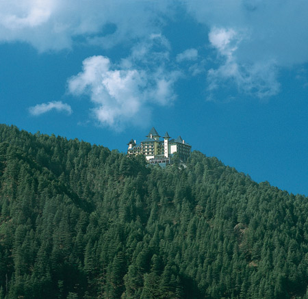 Wildflower Hall Shimla in the Himalayas, an Oberoi Resort