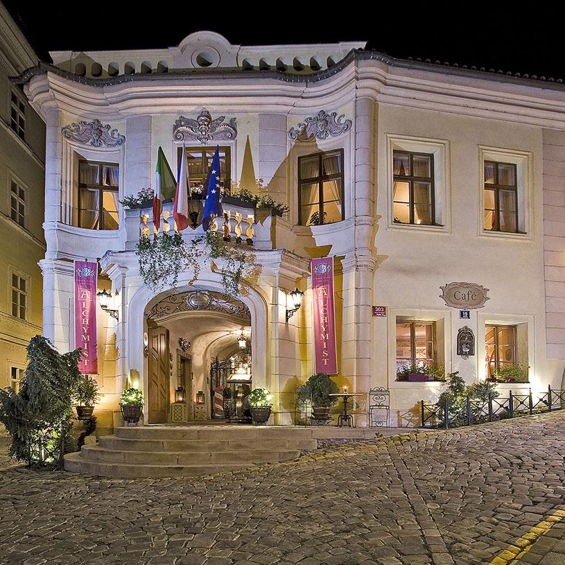 Alchymist Hotel and Spa