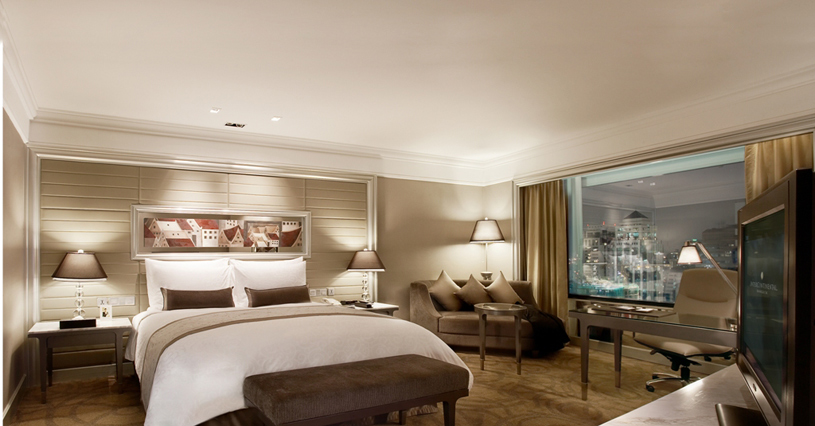 InterContinental Bangkok Grand Deluxe King Bed