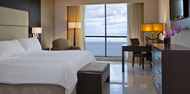 InterContinental Miramar Panama Guest Room