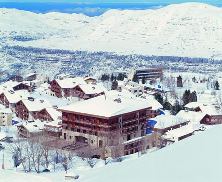 InterContinental Mountain Resort and Spa Mzaar