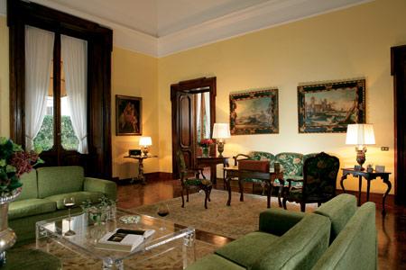 Hotel Villa Spalletti Trivelli, Rome