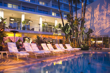 The Beverly Hilton, Los Angeles