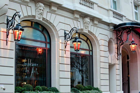 Le Royal Monceau- Raffles Paris
