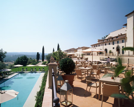 Castello del Nero Hotel and Spa