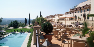 Castello del nero hotel and spa florence five star alliance for 5 star hotels in florence with swimming pool