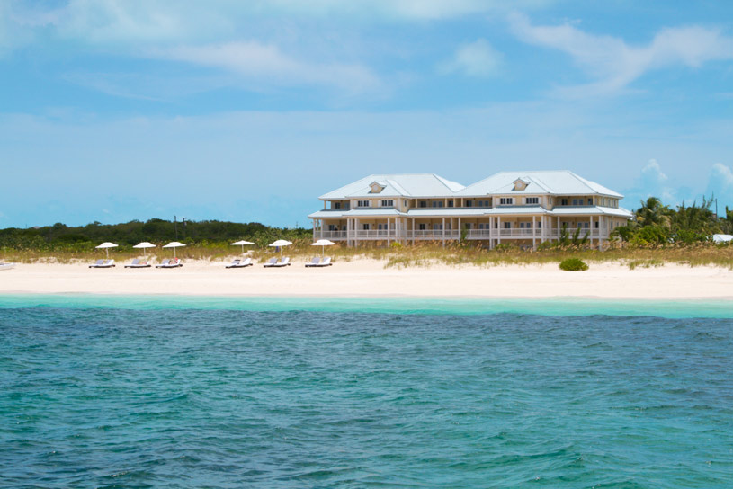 The most expensive hotels in turks and caicos for Five star turks and caicos