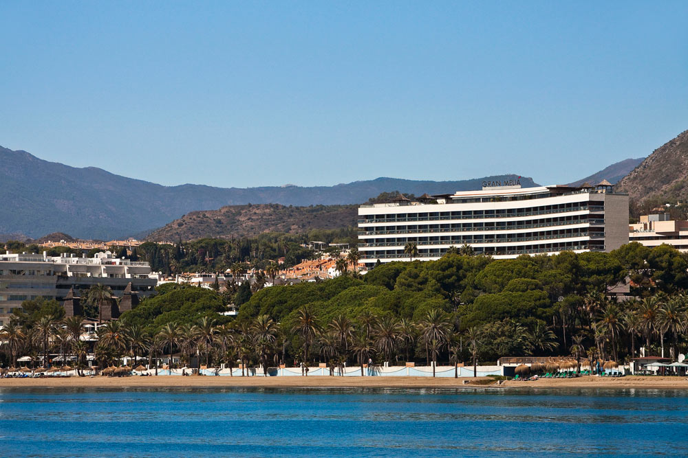 Gran Melia Don Pepe, Spain