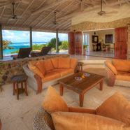 Southern Cross Lounge at Palm Island Resort, The Grenadines