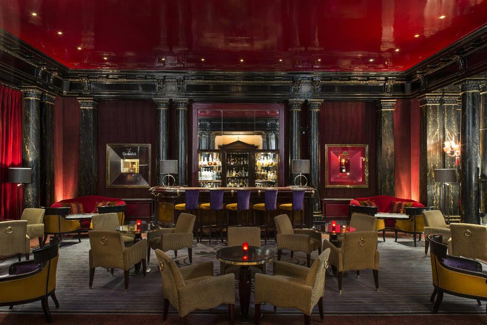 Hotel du Louvre Paris Bar