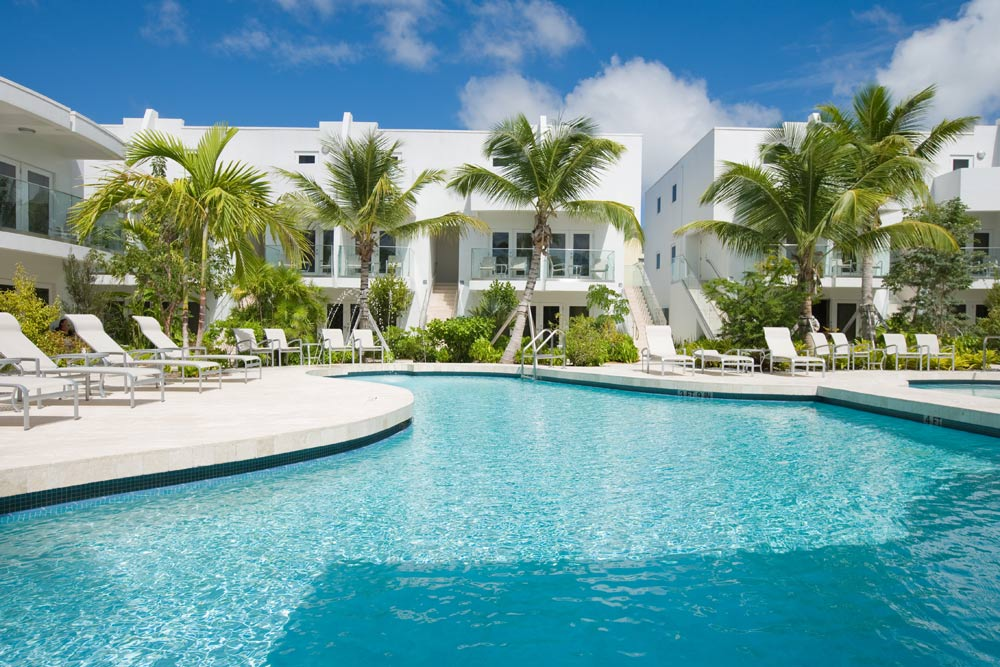 Pool at Santa Maria Suites Resort, Key West, Florida
