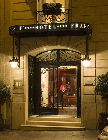 Hotel Francois 1er Paris