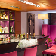 Bar at Sofitel Strasbourg Grande Ile, France