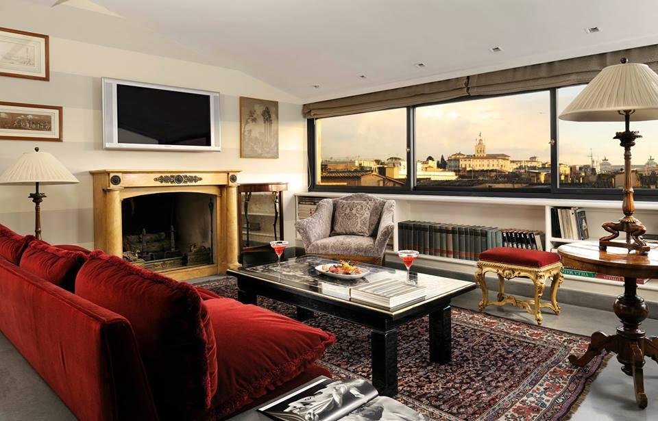"Hotel d""Inghilterra Rome"