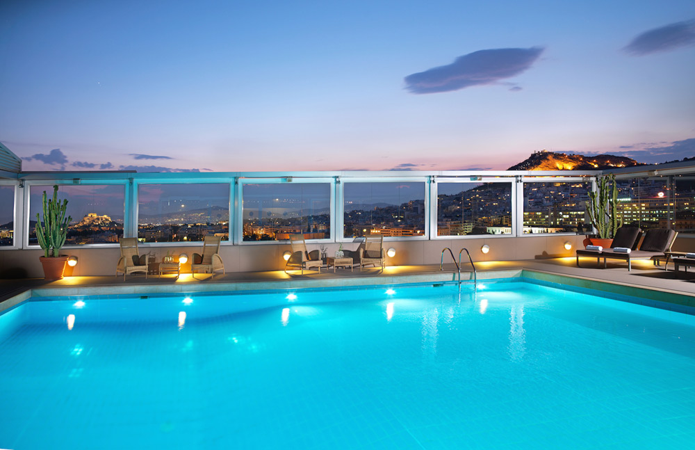 Divani Caravel Hotel Athens, Greece
